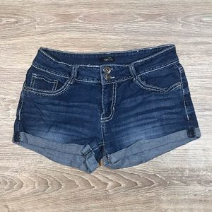 Rue 21 denim jean shorts size 5/6